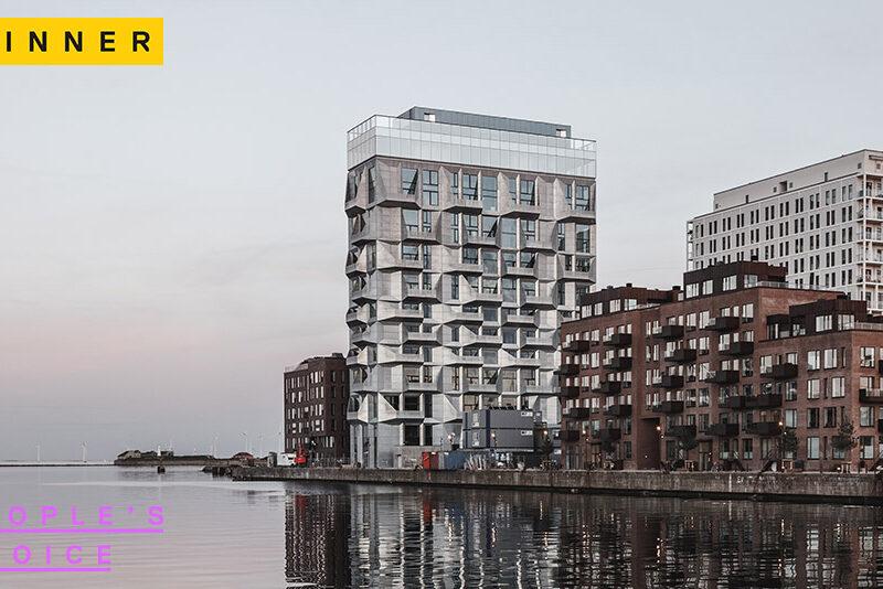 2018 AZ Awards Winner: Architecture Residential Multi-Unit